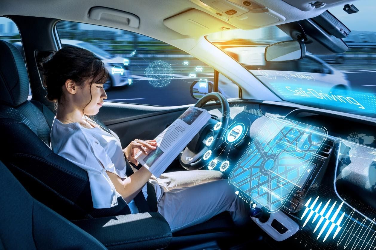 Are Self-Driving Cars Really Safer Than Human Drivers?